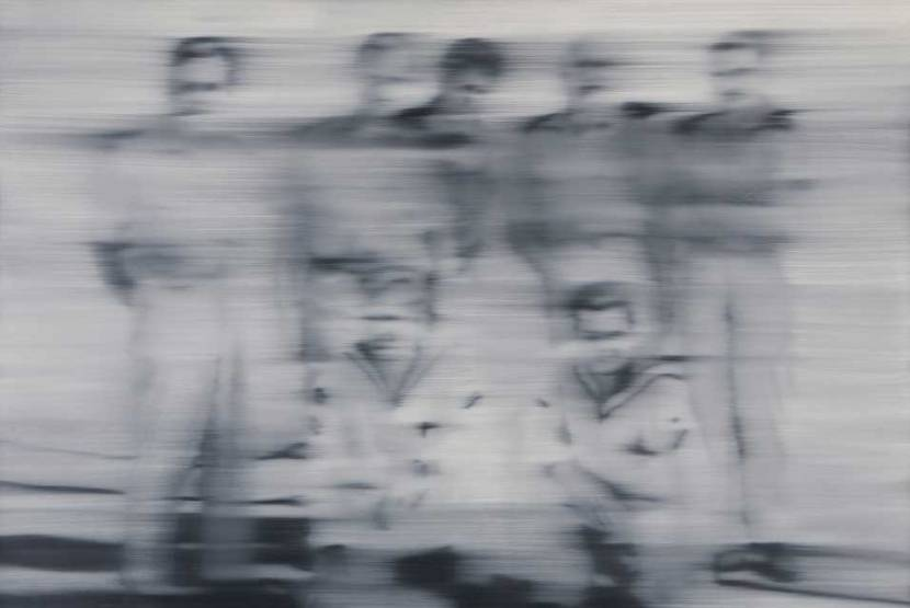 Gerhard-Richter-Matrosen-Sailors-1966