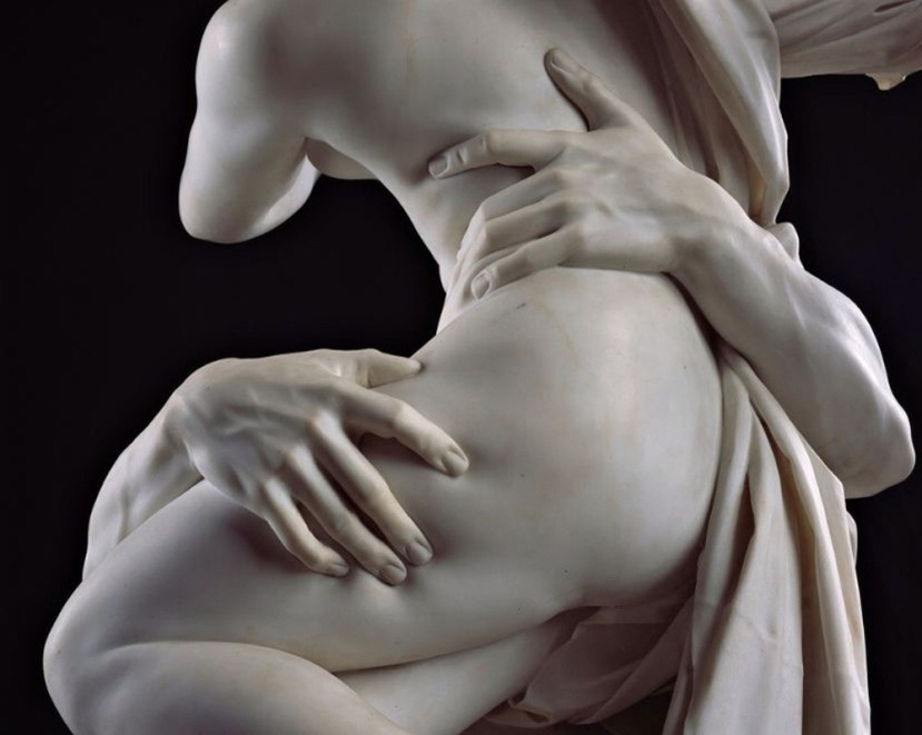 14 - Bernini - Rape of Prosperina